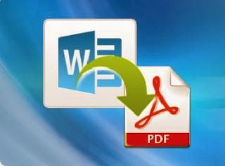 Conversion from Word to PDF for added control