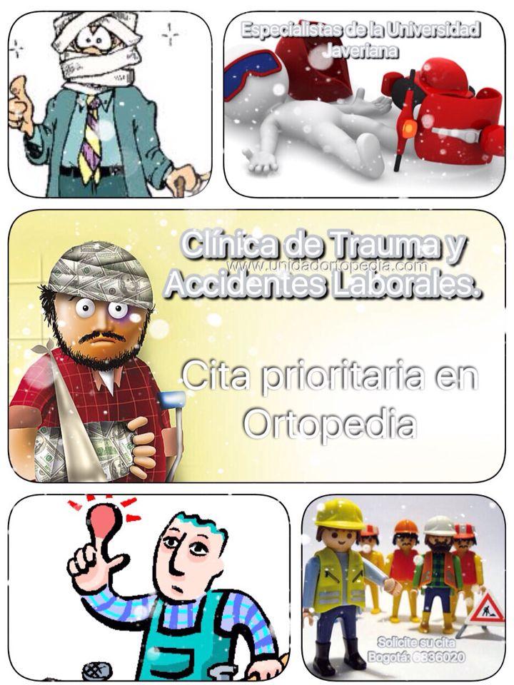 Clinica especializada en Atencion de accidentes escolares en Bogotá - Colombia