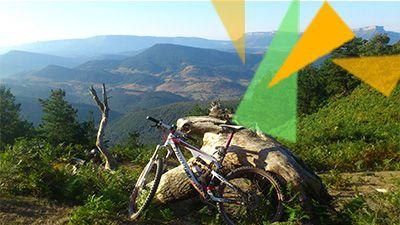 Rutas en bici, para disfrutar de la naturaleza realizando tu pasión favorita. Bizkairoute lo pone a tu alcance.