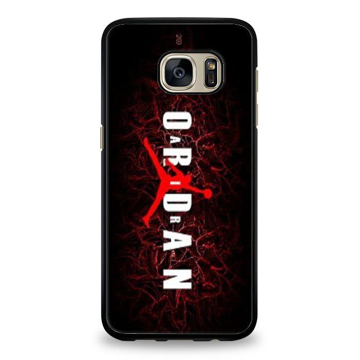 Jordan Basket Cover Samsung Galaxy S6 Edge Case | yukitacase.com