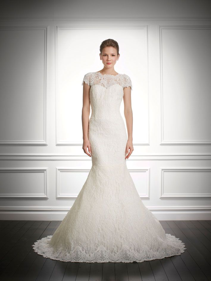 Shop A Matic Wedding Dresses Carolina Herrera Jenny Gown