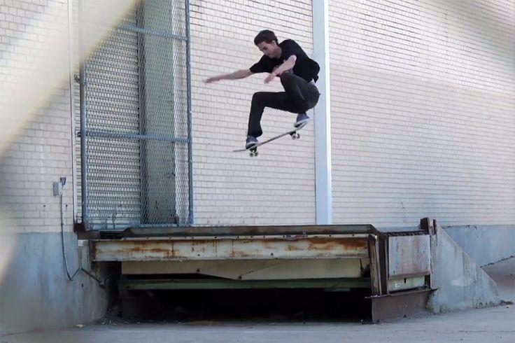 'Thrasher' Releases Unseen Footage of Vans' Best Young Guy Kyle Walker