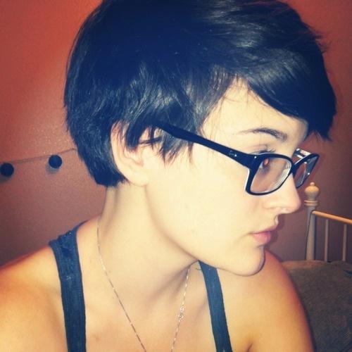 pixie haircut | Tumblr