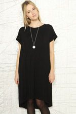 Sparkle & Fade Oversized Jersey Tea Dress at Urban Outfitters