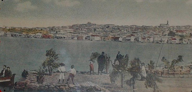 Moschonisi, late 19th century