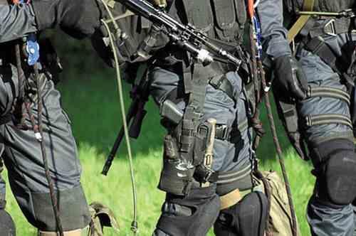 Холодное оружие: тактические ножи Glock FM 78/81 | Армейский вестник
