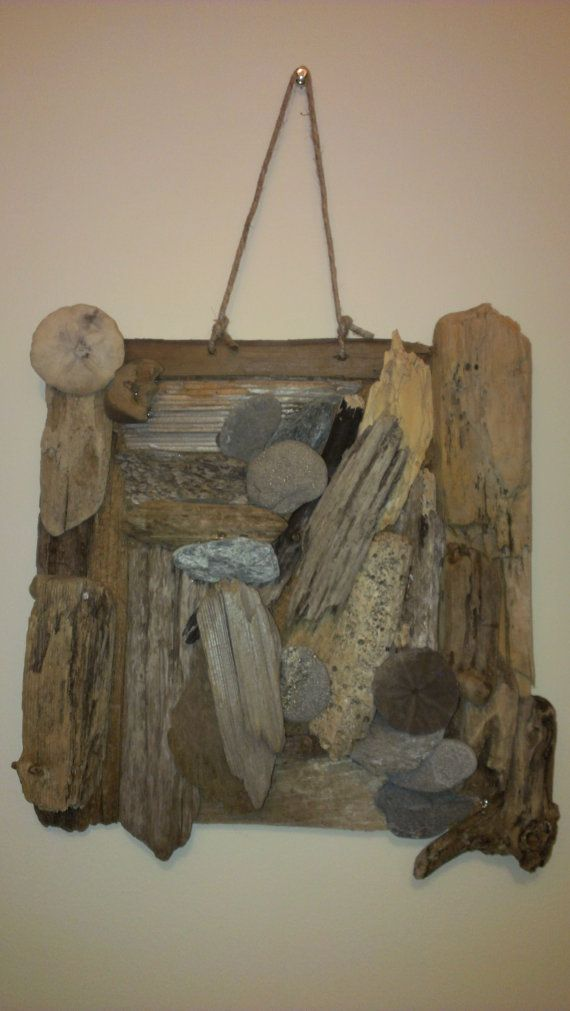 1092 best images about driftwood art on pinterest herons for Driftwood wall