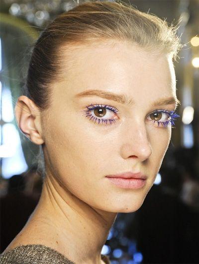 Gekleurde mascara - Feest! 14x verleidelijke ogen voor de feestdagen
