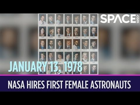 OTD in Space – January 13: NASA Hires First Female Astronauts