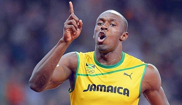 Usain Bolt, 25 anni, detentore dei primi tre tempi di sempre sui 100. Afp: Credit Reports, Bolt Vola, Bolt Vince, Bolt Upset, Usain Bolt