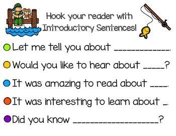 Best 20+ Sentence Starters ideas on Pinterest | Math sentence ...