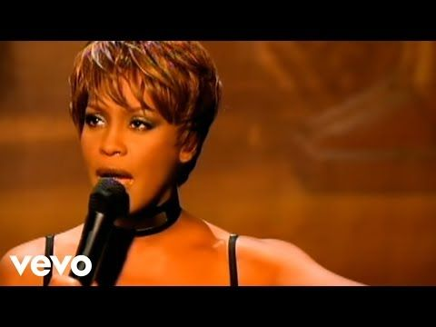 Whitney Houston Ft Mariah Carey When You Believe From The Prince Of Egypt Official Video Youtube Mariah Carey Whitney Houston Prince Of Egypt
