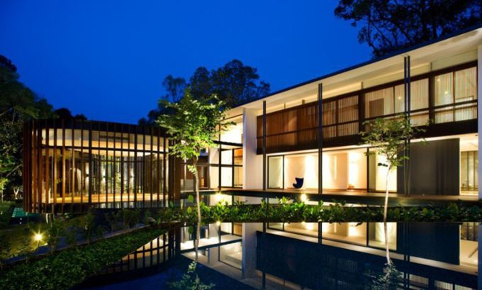 The Lien Collective by Lead architect Colin Seah.