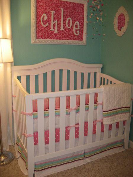 name above the crib