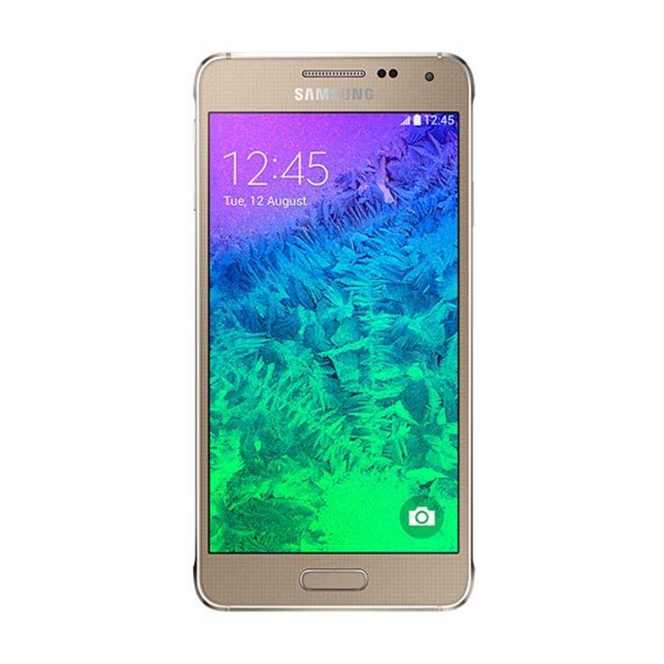 Samsung Galaxy Alpha G850F – 32 GB –Gold