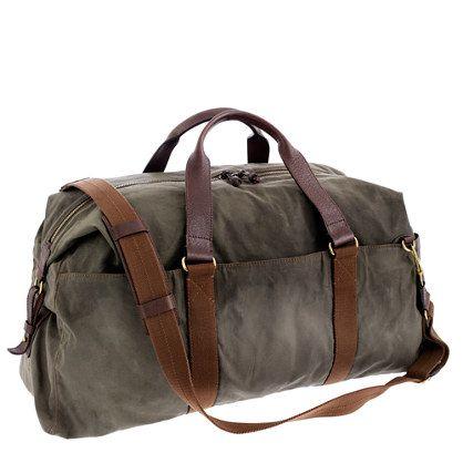 J.Crew - Abingdon weekender bag