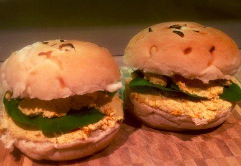 Garniture pour sandwich au tofu et curry - Recettes du Québec