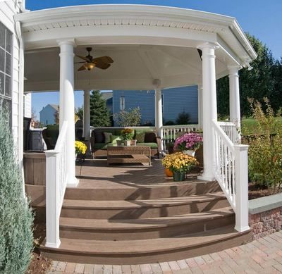 Adding An Outdoor Structure Today, Can Add Value To Your Home Tomorrow.