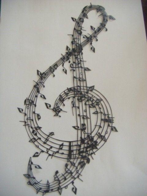 Paper cutting art by misako1105