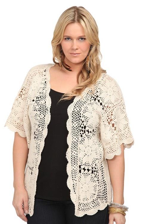 Crochet Patterns Plus Size : + images about Crochet - queen size on Pinterest Plus size patterns ...