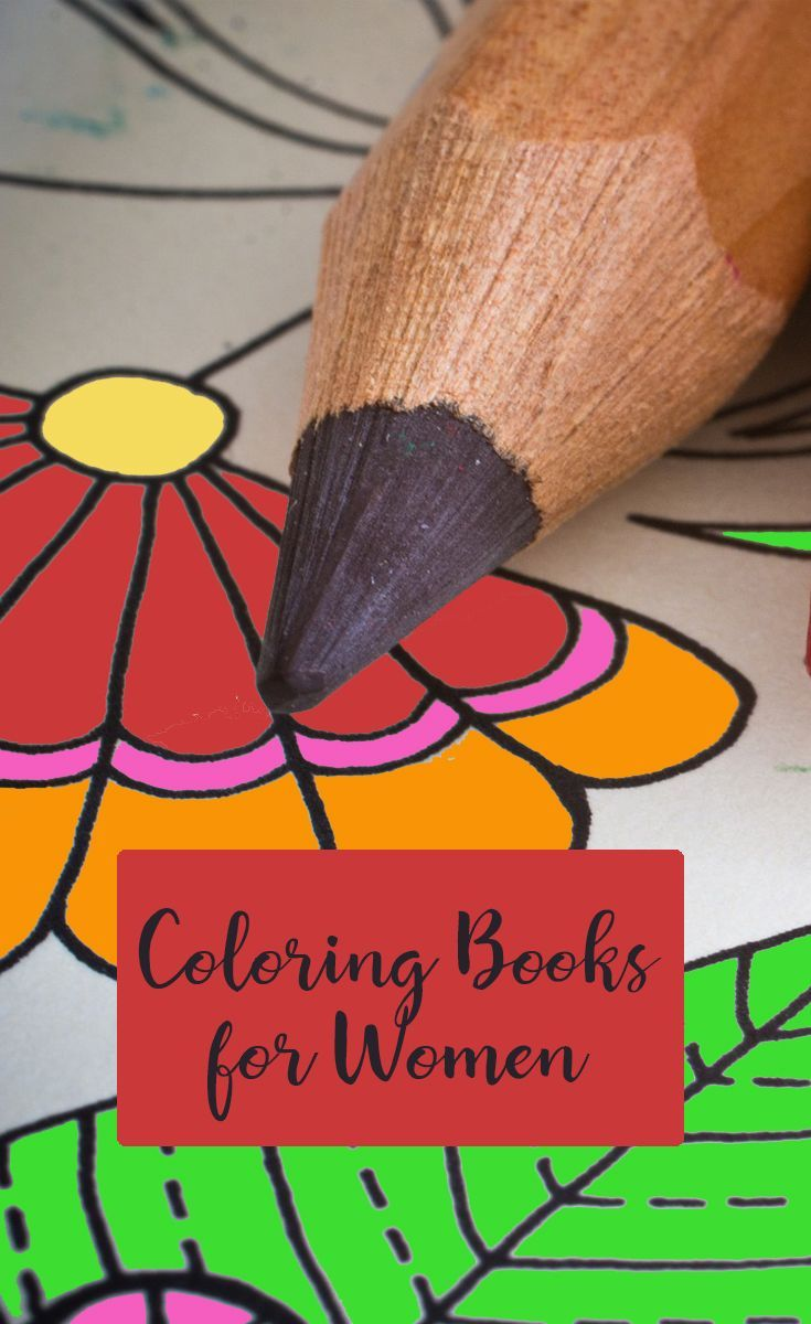 Dont Miss These Coloring Books For Women