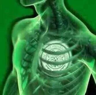 Heart is Celtic