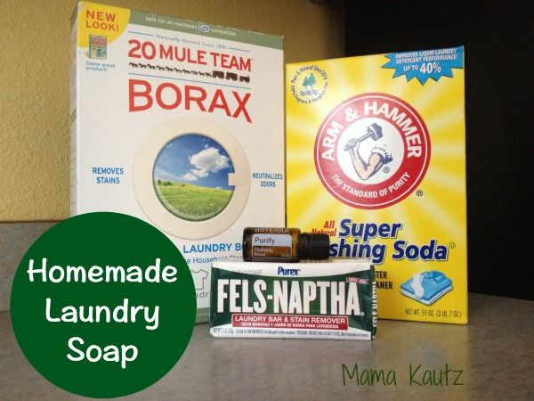 How To Make Your Own Laundry Soap Soaps Homemade And