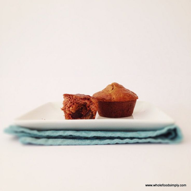 Quick, easy and delicious Date and Orange Muffins. Free from gluten, grains, and refined sugar. Perfect for breakfasts and snacks.