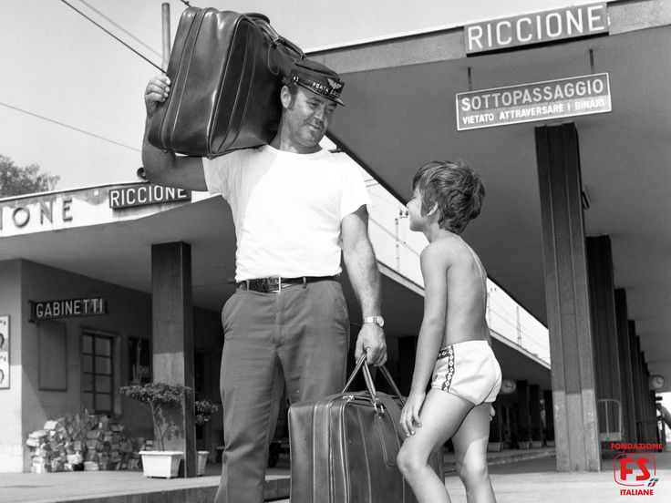 Stazione di Riccione (1968)