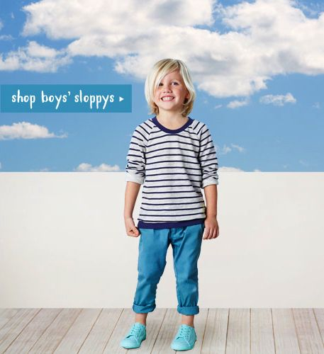 The kids are shouting it from the rooftops... Bonds Kidswear is here for boys and girls aged 3-7.