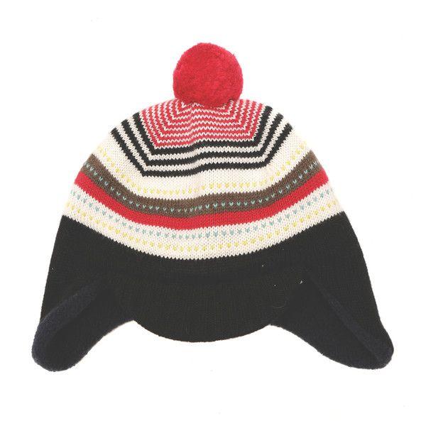 Catimini knitted beanie Urban boy