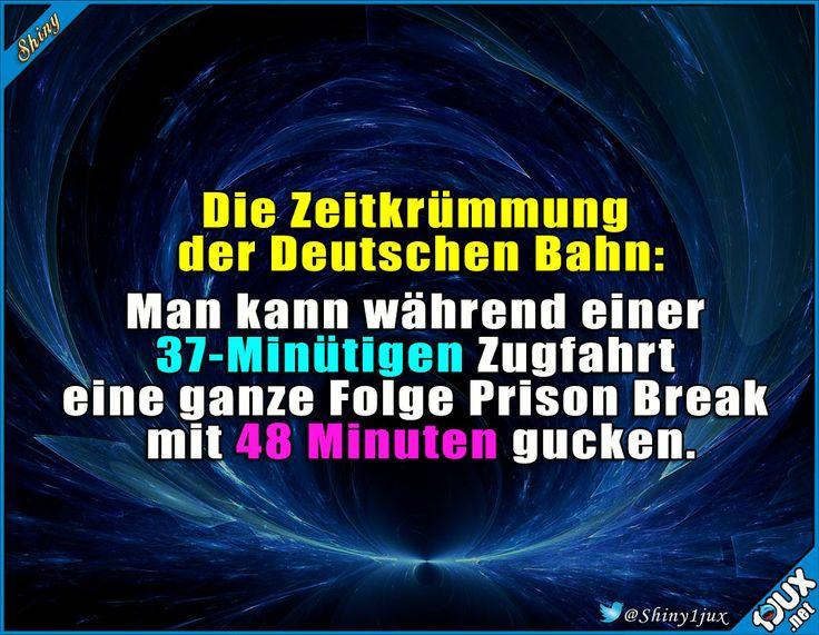 Wie Zauberei! #DeutscheBahn #DB #Verspätung #Witze #lustig #Sprüche