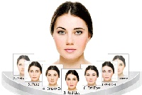 ArcSoft Perfect365, one-click virtual makeup software.  http://www.arcsoft.com/perfect365/?from=pinterest