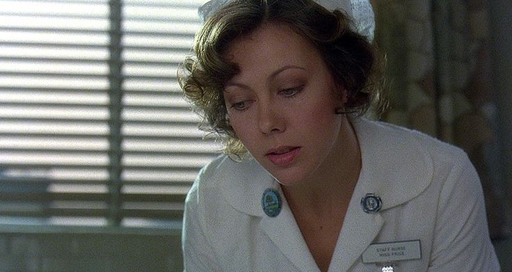 An American Werewolf in London - Jenny Agutter. Great nurse , loved her accent