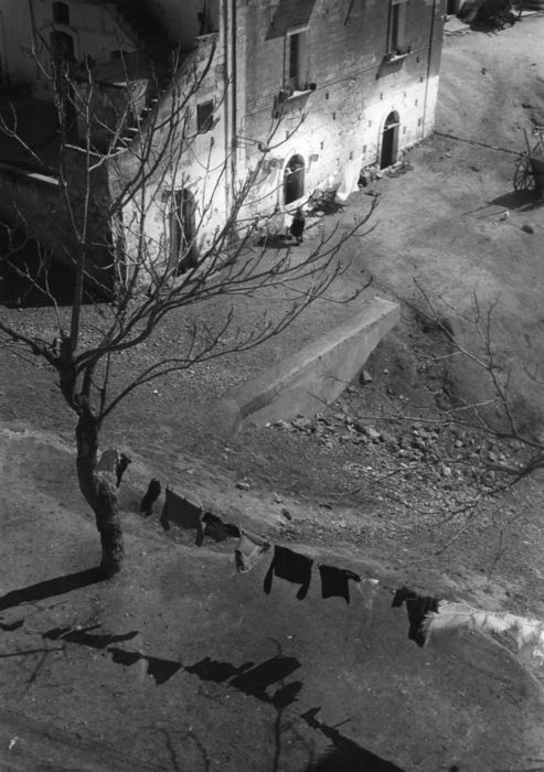 Edwin Smith - A House On The Edge Of The Village Of Irsina, Basilicata, 1963 #Photography