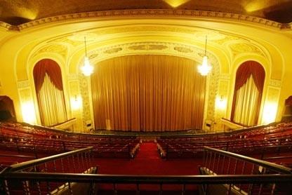 Vancouver Orpheus theatre