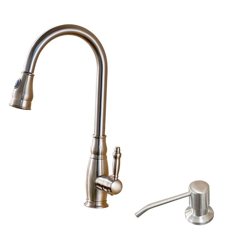 26 Best Kitchen Faucet With Pull Out Sprayer Images On