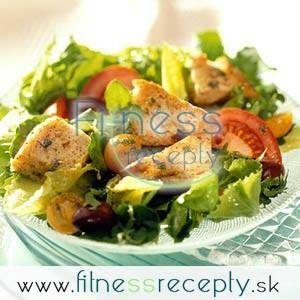 Chlebový salát