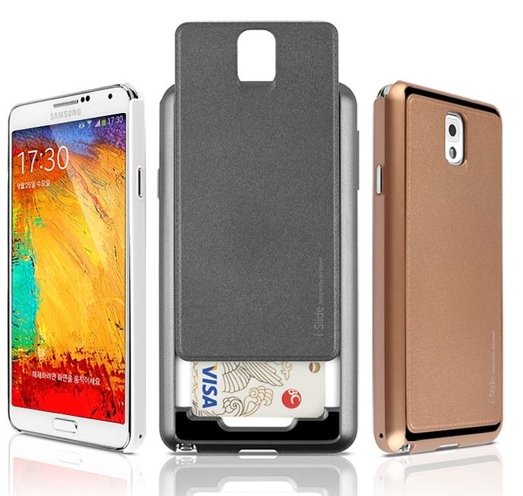 SkinPlayer iSlide Sliding Card Case for Galaxy Note 3