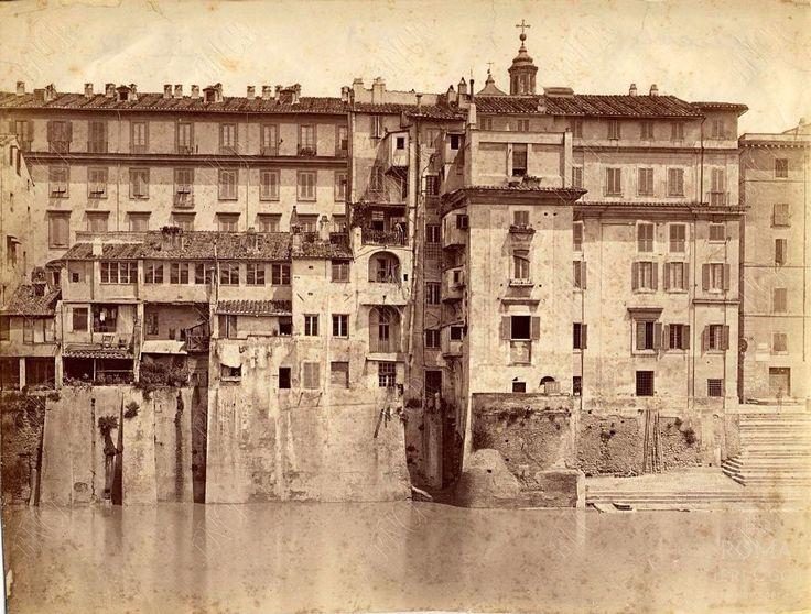 Lungotevere (ante 1887)