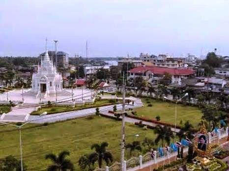Тур по планете: Сурат Тхани – красивейший город Таиланда