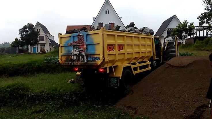 @Cigugur Girang-Bdg #Jual BATU BELAH / BATU PONDASI di Bandung Info: Ph....