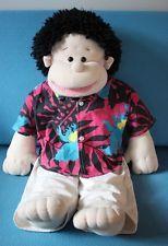 Rigadoon doll; Miami Mike