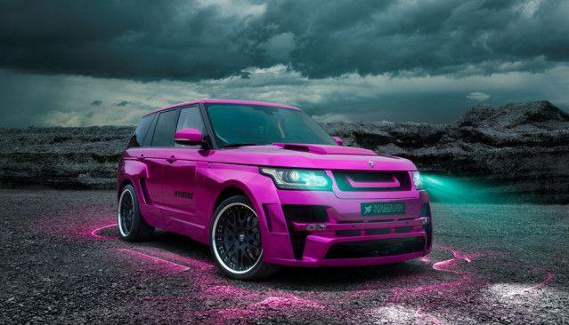 HAMANN Range Rover MYSTÈRE #Nobelio #Luxusauto #Luxurycar #Supercar #Sportwagen #Traumauto #HamannTuning #RangeRoverMystère