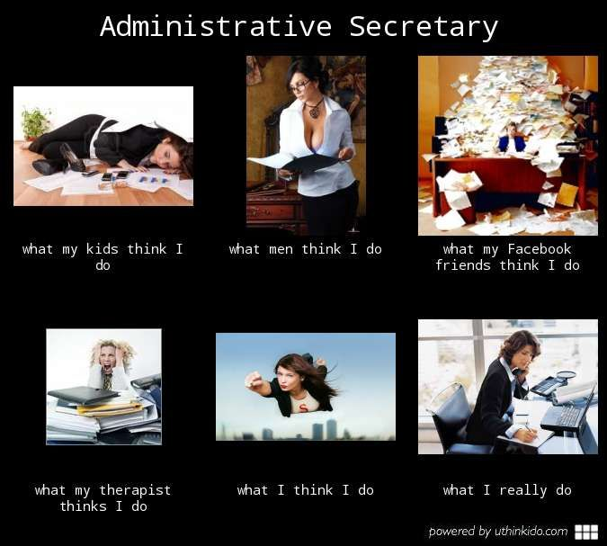 how to become a professional secretary