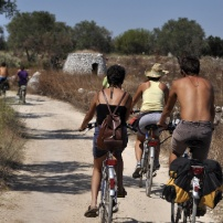 Salento Bici Tour  www.pugliaevents.it