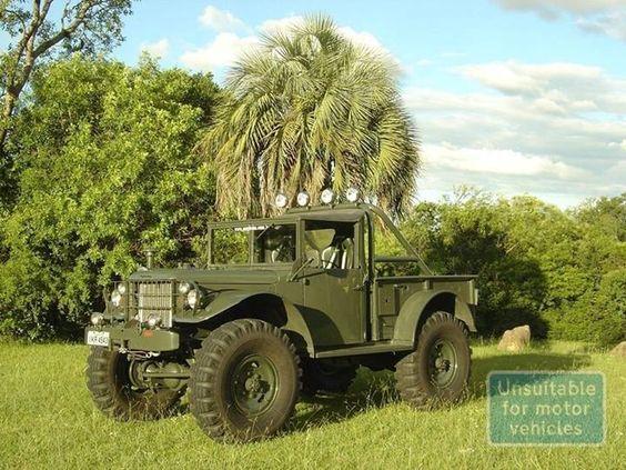 dodge M37 Cargo Truck G741 1951 70 - Buscar con Google | Cars and Trucks♡ | Pinterest