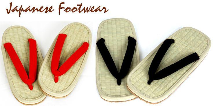 House Slipper, Traditional Japanese Slipper, Geta, Zori for Men and Women