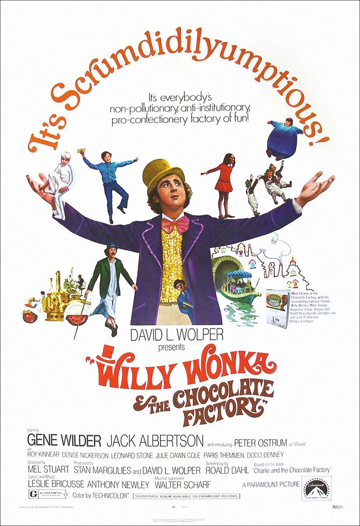 Willy Wonka & the Chocolate FactoryJohnny Depp, Better Version, Gene Wilderness, Chocolates Factories, Golden Ticket, Oompa Loompa, Image, Factories 1971, Favorite Movie
