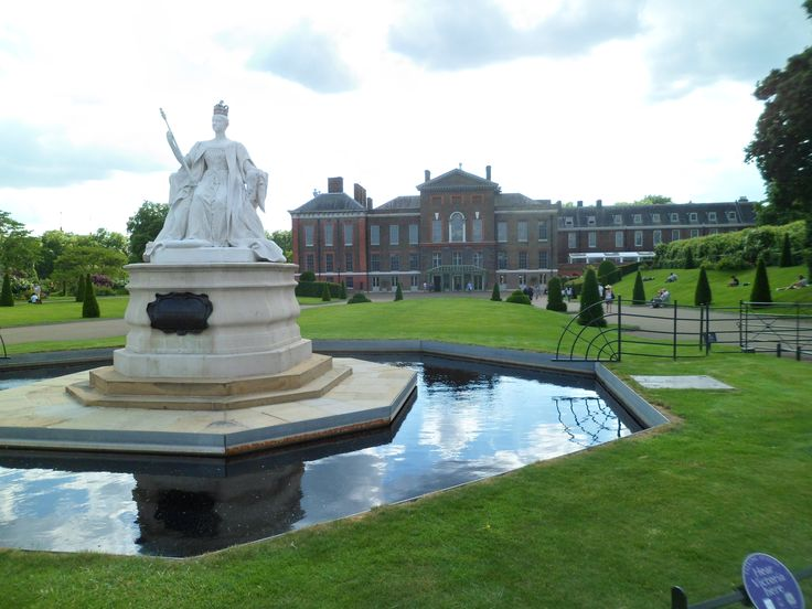 Kensington Palace in London